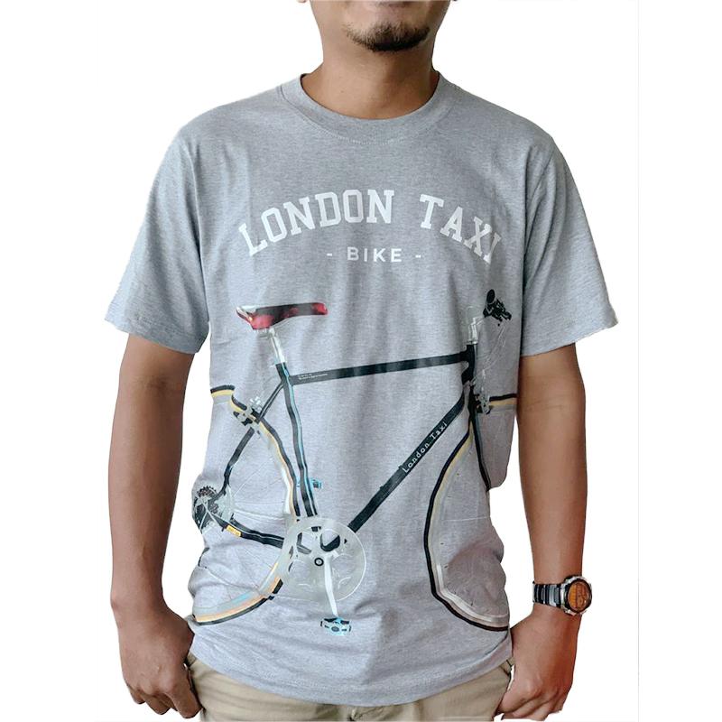 London Taxi T-Shirt - Chromoly